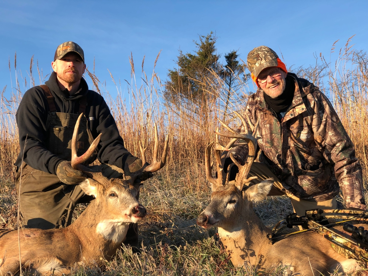 Kansas Whitetail Archery Hunts